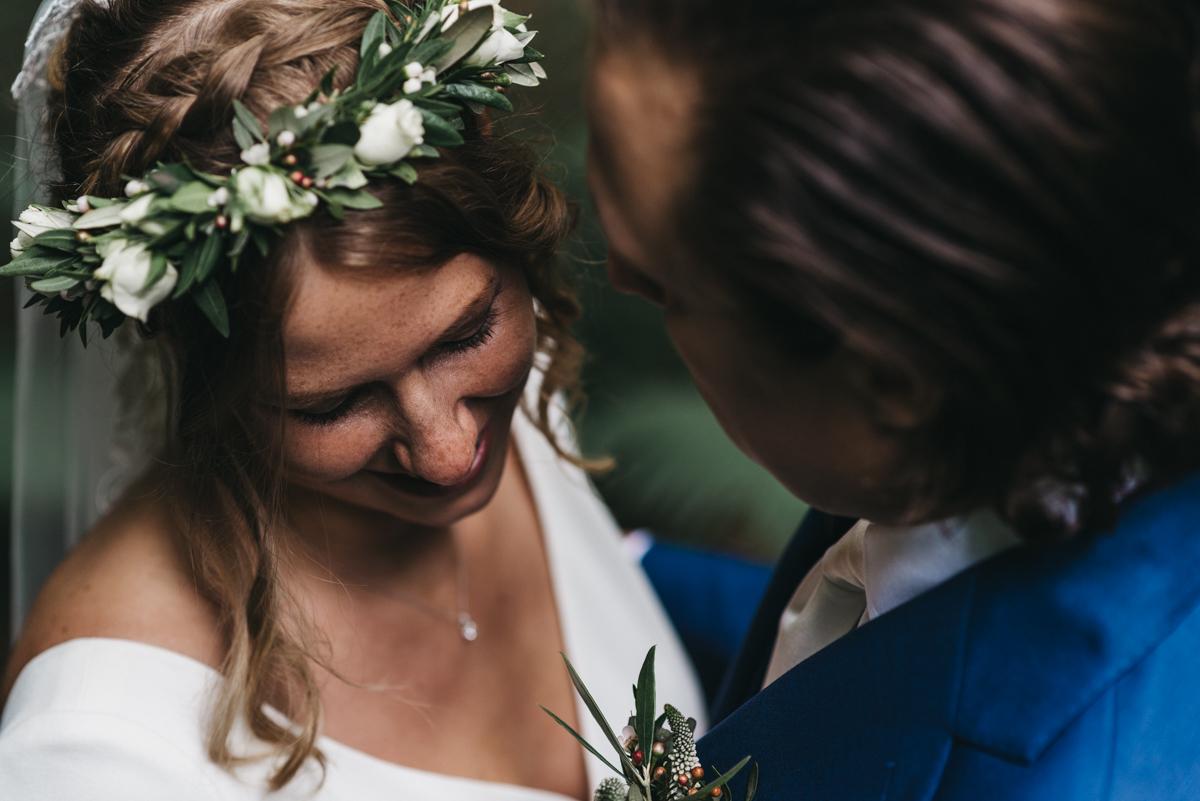 bruidsreportage bruid en bruidegom