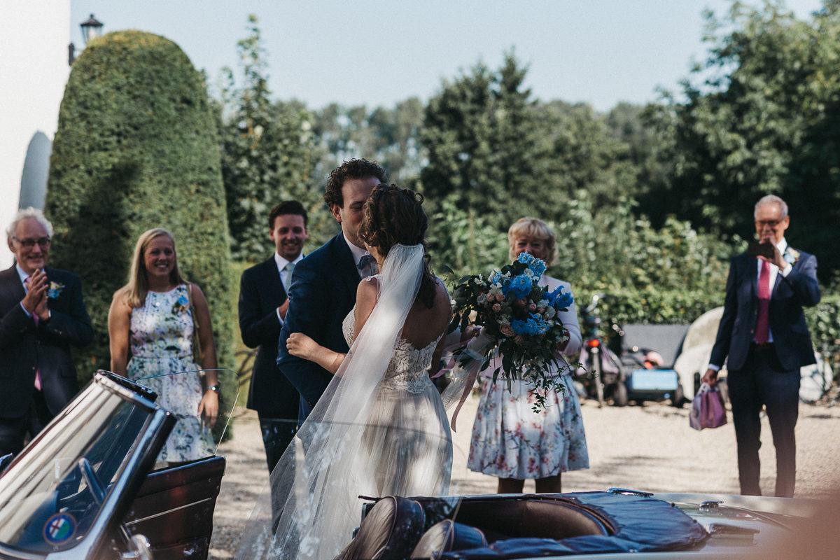 trouwen op slot Doddendael