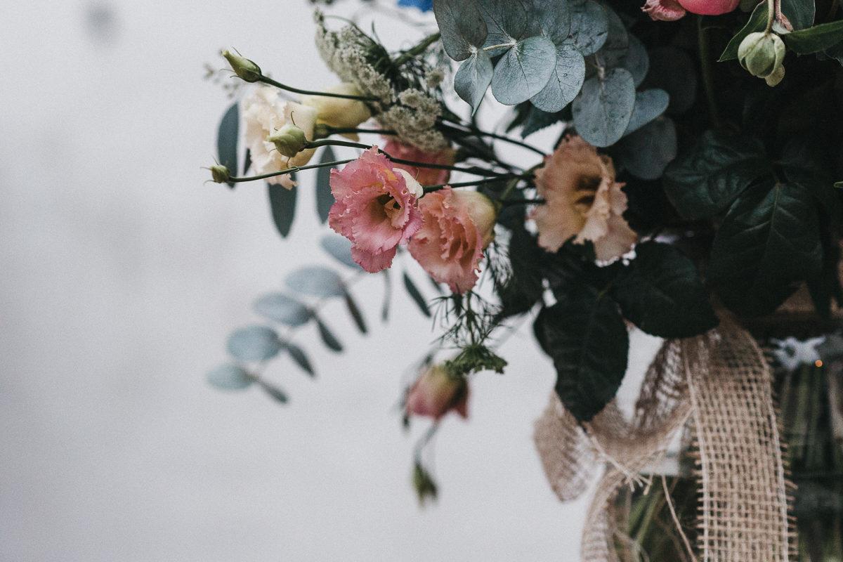 bloemstuk bruiloft