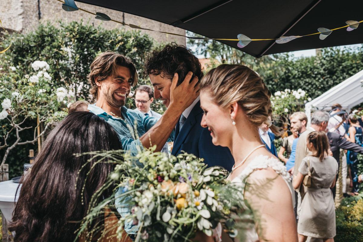 felicitaties bij bruiloft