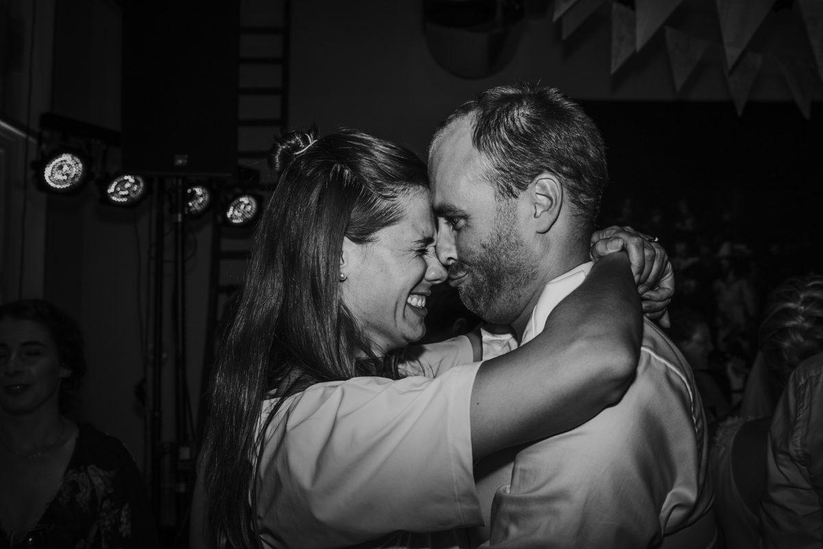dansen op het bruidsfeest