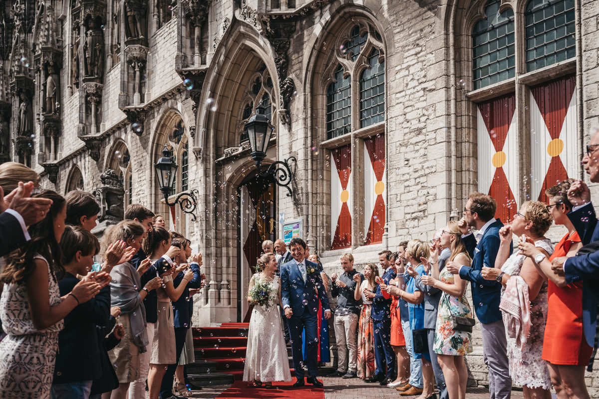 bruiloft Middelburg